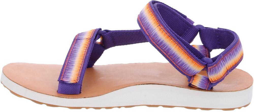 Teva Tirra Chaussures Orange Avec Velcro Pour Les Femmes AG0m6i